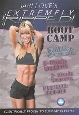 Cardio and Toning EXERCISE DVD - Jari Love GET EXTREMELY RIPPED Boot Camp!