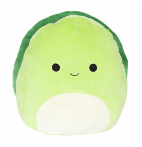 """NEW 8"""" """"Henry the Turtle"""" Kellytoy Squishmallow Squeezable Plush Pet! 🐢🐢🐢"""