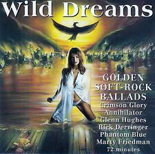 WILD DREAMS - GOLDEN SOFT-ROCK BALLADS / CD (ROADRUNNER RECORDS 35 087 6)