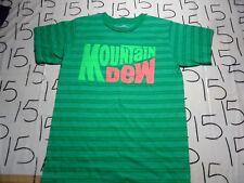 Small- Mountain Dew Savvy Brand T- Shirt