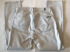 7 for all mankind Slimmy Men's Jeans Size 30 (30x28) Hole