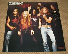 Scorpions Virgin Killer LP Vinyl Record