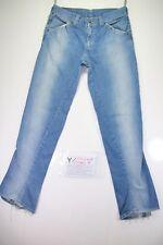 Levi's Engineered 652 (Cod.Y1227) tg47 W33 L34 jeans usato vintage