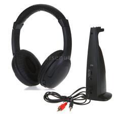 5-in-1 HiFi Wireless Headphone Music Earphone FM Radio Monitor for MP3 PC TV