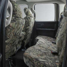 Covercraft Custom SeatSavers Carhartt Duckweave - Second Row - Mossy Oak Camo
