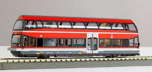 TT Doppelstock-Schienenbus BR670 005-8 DB Ep.V Kres 6705D digital