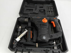 TACKLIFE TRH01A - 1-1/4 Inch SDS-Plus 12.3 Amp Rotary Hammer Drill