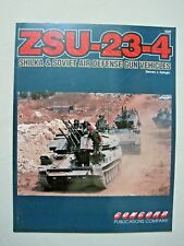ZSU-23-4 Shilka and Soviet Air Defense Gun Vehicles  - Concord Publications 1039
