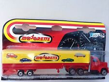 MAJORETTE METAL TRACTOR TRAILER (BEAUTIFUL)  1:64 (SCALE)  NEW