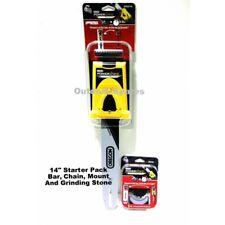 "Makita DCS230T 14"" Oregon PowerSharp Chainsaw Sharpening Starter Kit"