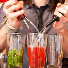 Hot Sale Liquor Oil Wine Pourer Stopper Party Bar Bottle Spout Pourer Dispenser