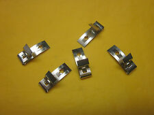 LIONEL 5 TERMINAL CLIPS ( LOOK )