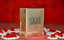Idole d`Armani Giorgio Armani EDP 50ml, Discontinued, Very Rare, New in Box