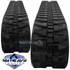 Two Rubber Tracks Fits Takeuchi TB025 TB125 TB225 300X52.5X78 Free Shipping