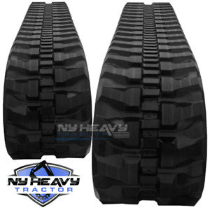 Two Rubber Tracks Fits Gehl GE303 MB288 303 300X52.5X78 Free Shipping