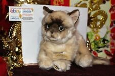 Webkinz Signature Ragdoll Cat-Comes With Sealed/Unused Code-Nice Gift