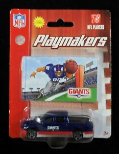 2007 Upper Deck Playmakers New York Giants NFL Ford F-150 Pickup Truck