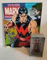 Eaglemoss The Classic Marvel Figurine Collection 79 Wonder Man