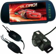 """NEW Wireless Night Vision Rear View Reverse Packing Camera + 7"""" Car Monitor Kit"""