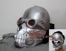 Anime Sword Art Online II Phantom Bullet Death Gun Mask Cosplay Prop Halloween