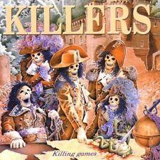 KILLERS - Killing Games - CD - NEU OVP