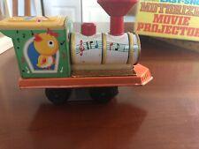 Vintage*Rare* Tin Melody Train Battery Operated 1966 Matsurzo