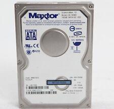 """Maxtor 160GB DiamondMax 10 HDD Hard Disk Drive 3.5"""" SATA 6L160M0"""