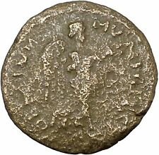 CARACALLA 198AD Stobi Macedonia Nike Victory Authentic Ancient Roman Coin i45449