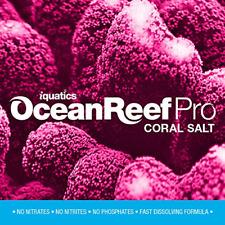 iQuatics Ocean Reef Pro Coral Aquarium Salt Refill - 20kg