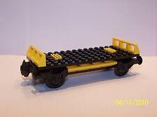 LEGO® Eisenbahn Grundwaggon 6 zum Containertransport für 3677, 7898, 7939 - NEU