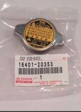 OEM Toyota (16401-20353) Radiator Cap Sub-Assembly