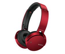 Auriculares con Micrófono Sony Mdr-xb650bt rojo