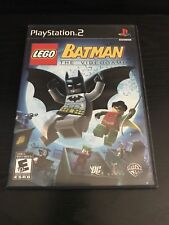 Playstation 2 LEGO Batman The Video Game ( Complete )
