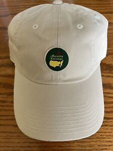 Brand New With Tags Vintage Augusta National Members Hat - No Reserve!!