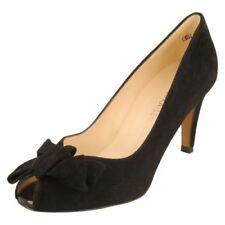 Scarpe da donna stiletto con tacco medio (3,9-7 cm) in camoscio