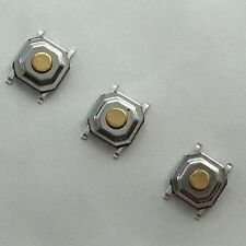 3 x MICRO SWITCHES RENAULT LAGUNA ESPACE MEGANE SCENIC 3 BUTTON KEY CARD