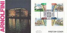 (99331) GB Arnolfini FDC Urban Renewal Bristol Gallery 1984