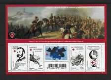 2009 France Red Cross minisheet SG MS4693 Unmounted Mint