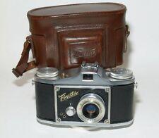 Seltene Finetta IVD mit 43mm-Wechselobjektiv, 1950