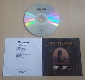 MARINERO Hella Love 2021 UK 11-track promo test CD