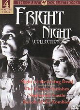 Fright Night Collection Various DVD