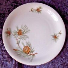 "ROSENTHAL GERMANY AIDA PINE NEEDLES PATTERN 6 1/4"" BREAD & BUTTER PLATE(S)"