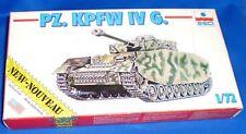 1:72 Scale PZ KPFW IV G German Tank #8309