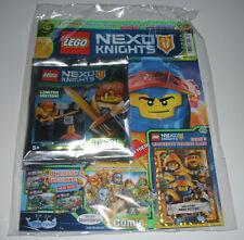 LEGO Nexo Knights - Magazin Nr. 24 mit Robin und Limitierte Karte