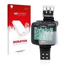 upscreen Scratch Display Schutzfolie für Uwatec Galileo Luna Kratzfest