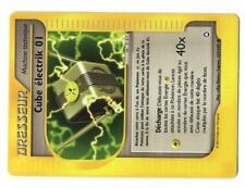 POKEMON AQUAPOLIS UNCO N° 127 CUBE ELECTRIK 01 ....
