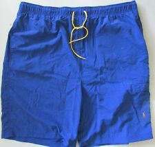 NWT Polo Ralph Lauren Swim Shorts Trunks TALL Size 2XLT w/ Color Pony