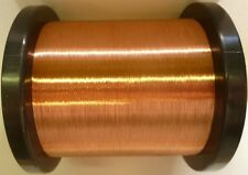 41AWG - ENAMELLED COPPER GUITAR PICKUP WIRE, MAGNET WIRE, COIL WIRE -500G
