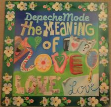 Depeche Mode - The Meaning Of Love 1982 12 inch vinyl single