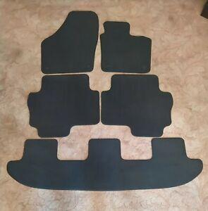 VW Sharan 7 Seater Mats Carpets 7N0864450 OEM